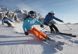 Scuola sci Selva di Val Gardena